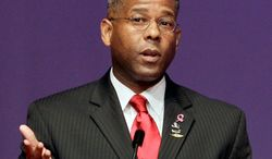 Former Rep. Allen B. West is among the speakers taking the stage early Thursday at the Conservative Political Action Conference. (Associated Press)