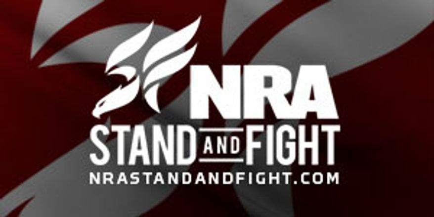 NRA: Stand and Fight promo logo