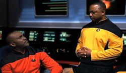 """This Internal Revenue Service filmed a """"Star Trek"""" parody video in Maryland, along with a training video that parodied the TV show """"Gilligan's Island,"""" at a cost of about $60,000. On Friday, March 22, 2013 the agency said it was a mistake for employees to make the six-minute video. (Associated Press)"""