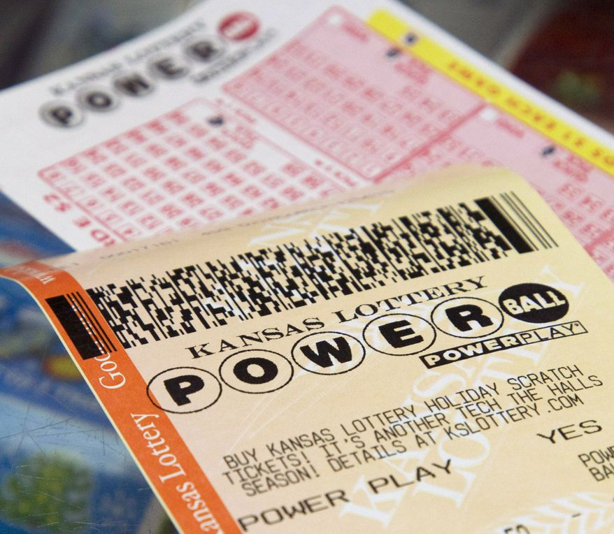 Keep dreaming. The odds of winning Powerball are 1 in 750 million.