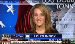 """Emily Miller on Fox Business Channel's """"Lou Dobbs Tonight."""" March 25, 2013"""