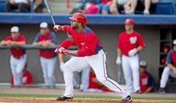 Moving quickly to bolster the team in the offseason, the Nationals led off by trading for outfielder Denard Span. Washington subsequently added veteran Dan Haren as the fifth starter and signed Rafael Soriano (inset) to be the team's new closer. (Associated Press)