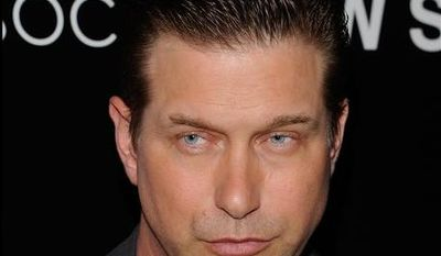 "**FILE** Actor Stephen Baldwin attends the premiere of ""Safe"" hosted by Lionsgate, the Cinema Society and TW Steel at Chelsea Cinemas in New York on April 16, 2012. (Associated Press)"