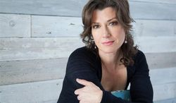 "Grammy-winning Christian recording artist Amy Grant's ""How Mercy Looks From Here,"" her first album of all new songs in 10 years, will be available May 14. (AP Photo/Capitol Christian Music Group, Jim Wright)"