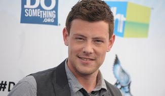 """""""Glee"""" singer-actor Cory Monteith attends the 2012 Do Something Awards in Santa Monica, Calif., on Sunday, Aug. 19, 2012. (Jordan Strauss/Invision/AP)"""