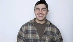 """** FILE ** Shain Gandee, from MTV's """"Buckwild"""" reality series, Jan. 2, 2013. He was found dead Monday, April 1, in a sport utility vehicle in a ditch along with his uncle and a third, unidentified person, authorities said. (Associated Press)"""