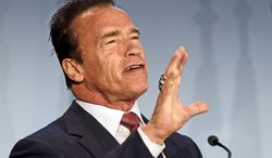 """""""The science on climate change is in, the debate is over and the time for action is now,"""" says Arnold Schwarzenegger, the newest celebrity climate alarmist."""
