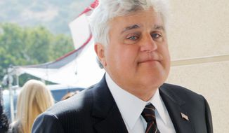 **FILE** Jay Leno (Associated Press)