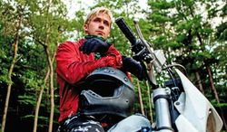 "Ryan Gosling reunites with ""Blue Valentine"" director Derek Cianfrance for ""The Place Beyond the Pines,"" a powerful portrait of forgiveness and redemption. (Focus Features via Associated Press)"