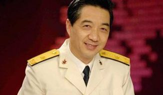 Rear Adm. Zhang Zhaozhong initiated a discussion of kelp farming and its supposed ability to keep U.S. submarines from the Yellow Sea that was mocked in some quarters. The admiral is also a professor at China's National Defense University