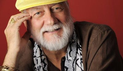 Drummer Mick Fleetwood has filed for legal separation from Lynn Frankel Fleetwood, his wife of more than 17 years. (AP Photo/Chris Pizzello)