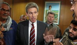Ambassador J. Christopher Stevens was killed Sept. 11 during an attack on the U.S. Consulate in Benghazi, Libya. (Associated Press)