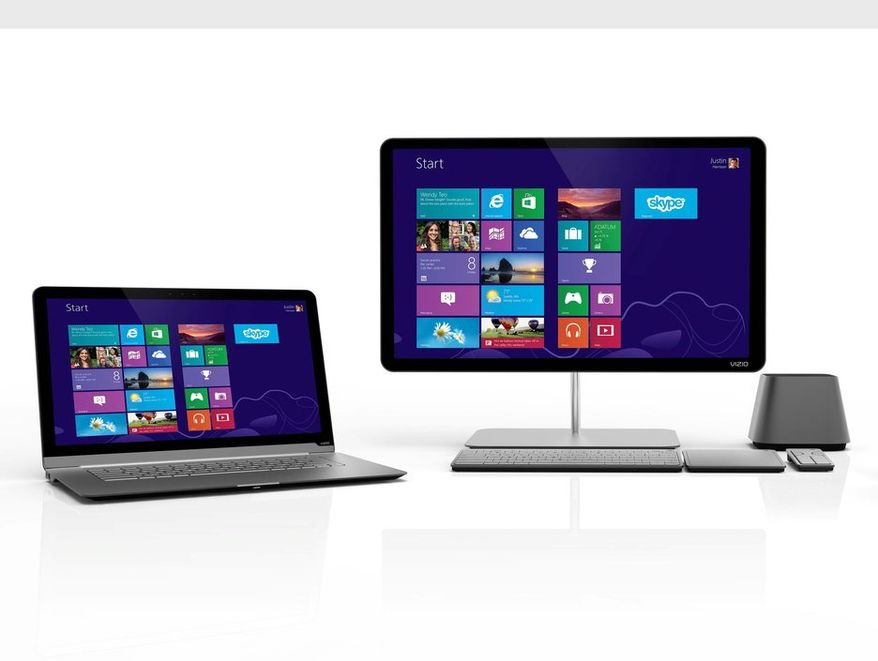 Microsoft's latest operating system, Windows 8, hit the market in late October and was supposed to make laptops cool again. It's failed to do so thus far. (PRNEWSFOTO)