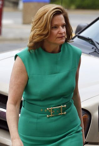 Jennifer Palmieri (Associated Press) ** FILE