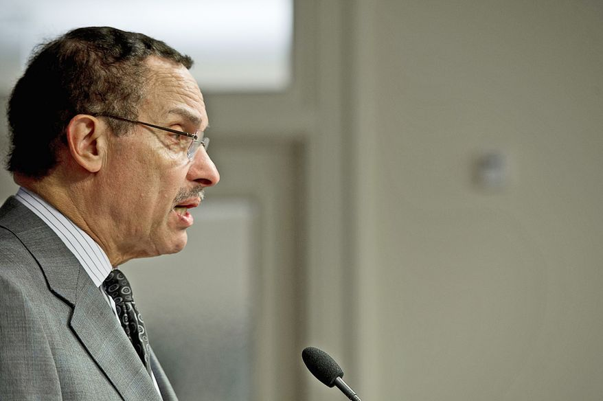 Mayor Vincent Gray said that approval of the referendum would send a signal that we are sick and tired of the special burdens imposed on the District.  (The Washington Times)