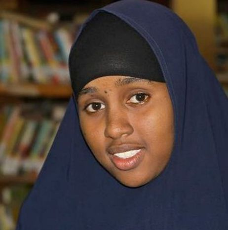 Mubarik Mohamoud, a 12th-grader who wants to be an electrical engineer, has been accepted to the Massachusetts Institute of Technology. Nadira, an 11th-grader, wants to be a chemist and has been accepted to Oberlin College. Both attend the Abaarso School of Science and Technology in Somaliland.
