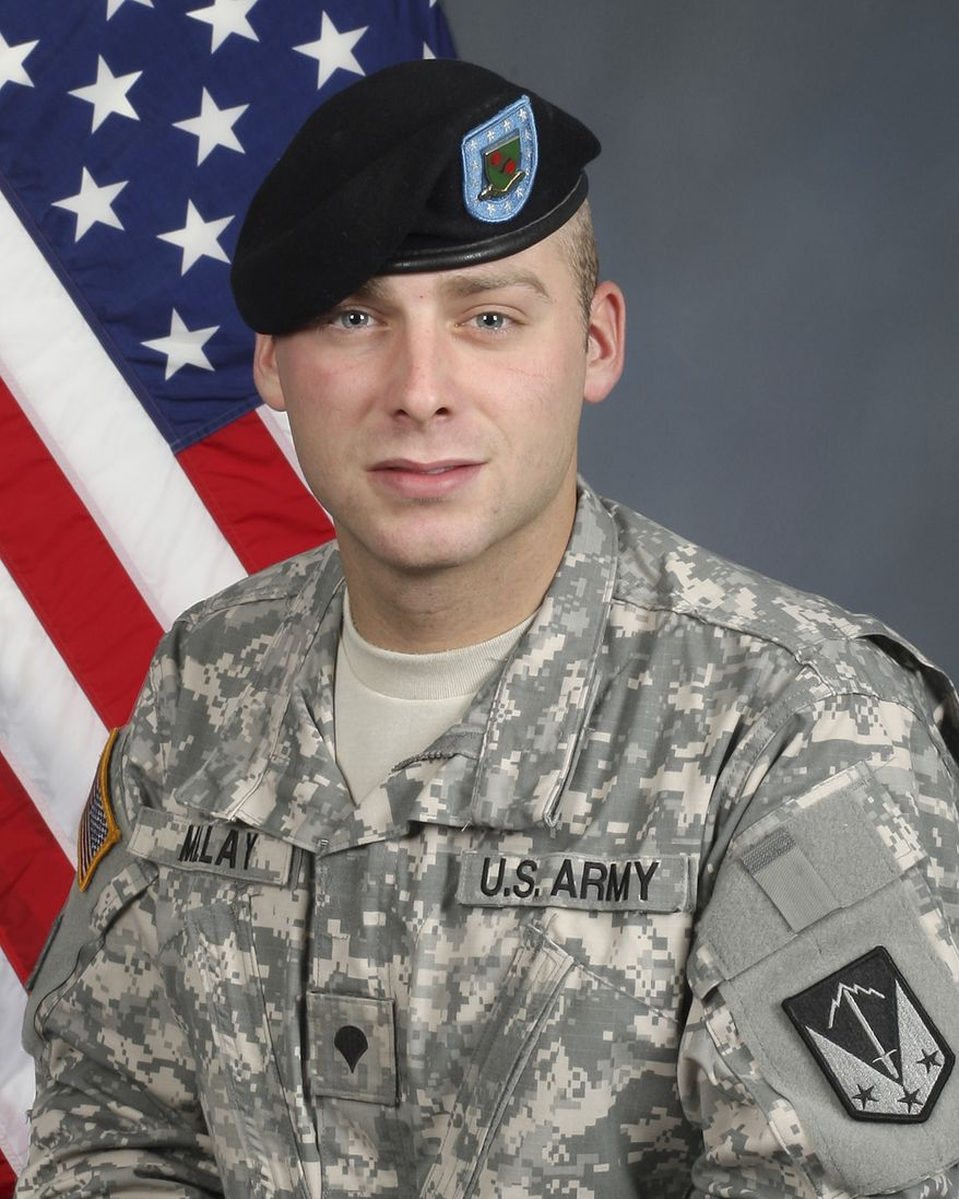 U.S. Army Spc. William Colton Millay was sentenced to 16 years in jail and given a dishonorable discharge for selling military secrets to an FBI agent who Millay thought was a Russian agent. (AP Photo/U.S. Army)