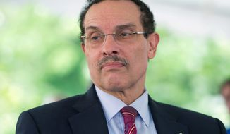 Washington, D.C., Mayor Vincent Gray (The Washington Times)