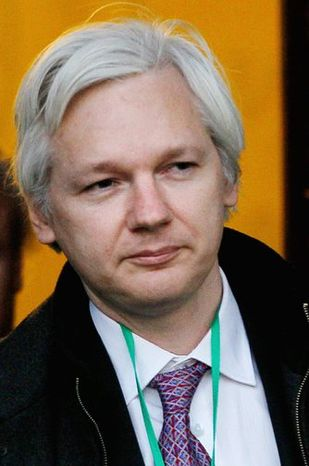 WikiLeaks founder Julian Assange has political aspirations in Australia. Will voters Down Under see through the WikiLeaks Party's facade and vote against Mr. As