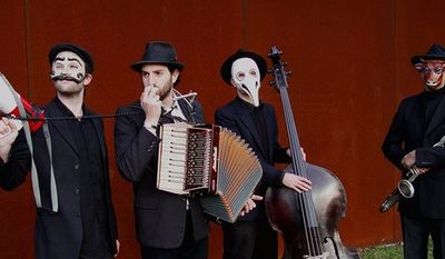 Daniel Kahn and The Painted Bird will perform this week, along with  a wide variety of contemporary Jewish music from bluegrass and jazz to gospel and show tunes during the 14th Washington Jewish Music Festival.