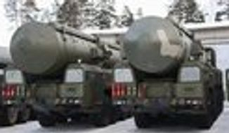 During the Soviet era, Russia was the first to deploy a rail-mobile nuclear missile system known as the SS-24. Moscow announced plans to deploy the first of its new intercontinental ballistic missiles called the Yars-M later this year.