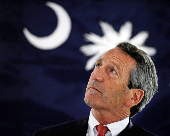 Support from within the GOP has given Mark Sanford's campaign a boost ahead of Tuesday's special election for an open House seat that many analysts say is too close to call. He must overcome distrust engendered by his affair while governor of South Carolina in 2009.