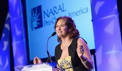 Ilyse Hogue, president of NARAL Pro-Choice America. (NARAL)