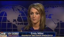 Emily Miller on Fox Business Channel from NRA meeting in Houston. May 3, 2013.