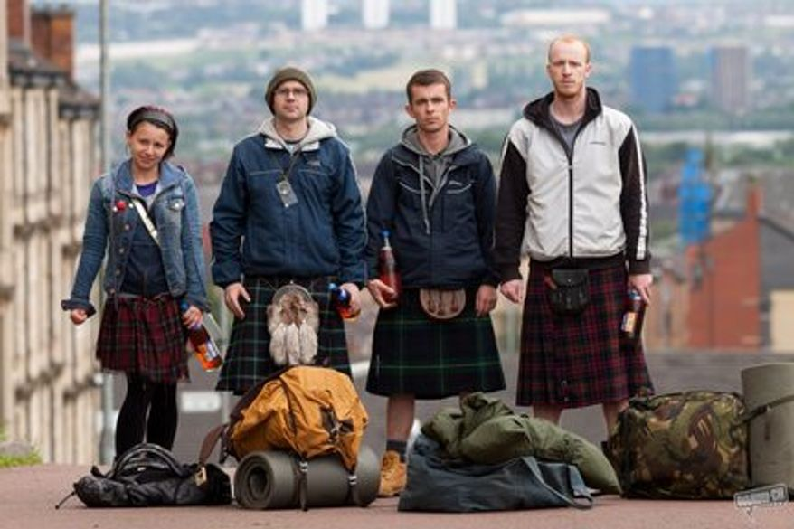 """""""The Angels' Share"""" follows a gang of Glaswegian castoffs as they try to pull off a whiskey heist. Ken Loach directs the often breezy comedy."""