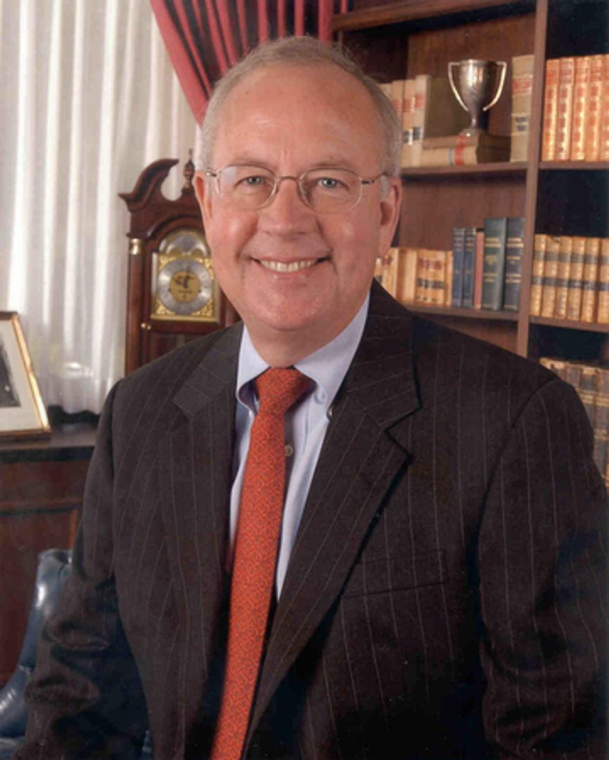 Kenneth Starr now heads Baylor University after a career in law that included a stint as special prosecutor in the Monica Lewinsky matter. Some Republicans, including Sen. Rob Portman of Ohio, want a special prosecutor to investigate the current IRS scandal.