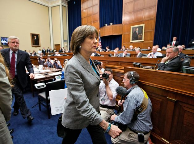 Columnist Ernest Istook says Congress, on its own, has clear authority to arrest and jail former IRS official Lois Lerne