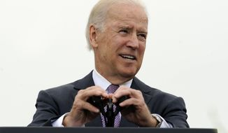 ** FILE ** Vice President Joseph R. Biden (AP Photo/Jessica Hill)