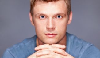 "Backstreet Boys singer-songwriter Nick Carter has written the memoir ""Facing the Music and Living to Talk About It."" (AP Photo/Bird Street Books)"
