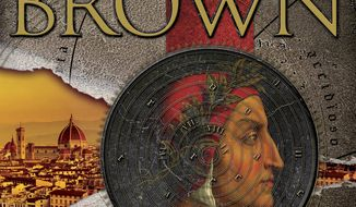 "This book cover image released by Doubleday shows ""Inferno,"" by Dan Brown. (AP Photo/Doubleday)"
