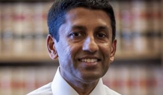 Sri Srinivasan is the first D.C. Circuit nominee confirmed since 2006. (Image: U.S. Justice Department)