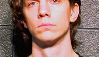 ** FILE ** Jeremy Hammond, (AP Photo/Cook County Sheriff's Department)
