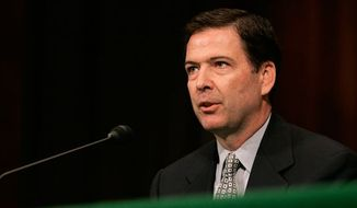 **FILE** James Comey will be nominated by President Obama to replace FBI Director Robert Mueller. (Associated Press)