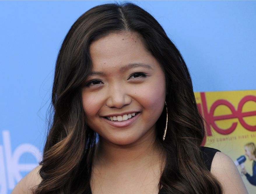 """The Filipino singer Charice, a cast member in """"Glee,"""" arrives at the television show's second-season premiere in Los Angeles on Sept. 7, 2010. (AP Photo/Chris Pizzello)"""