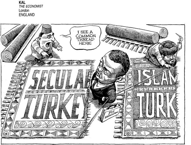 Kal, The Economist, London, England