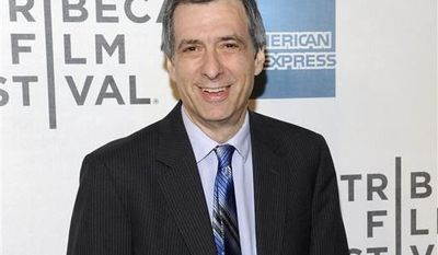Journalist Howard Kurtz, pictured below at the 2012 Tribeca Film Festival in New York, has left online news and commentary site The Daily Beast, a day after the website retracted one of his blog posts about the coming out of NBA player Jason Collins. (AP Photo/Evan Agostini, file)