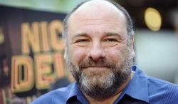 "** FILE ** James Gandolfini at the Los Angeles premiere of ""Nicky Deuce"" in Los Angeles, May 20, 2013. HBO and the managers for Gandolfini say the actor died Wednesday, June 19, 2013, in Italy. He was 51. (Associated Press)"