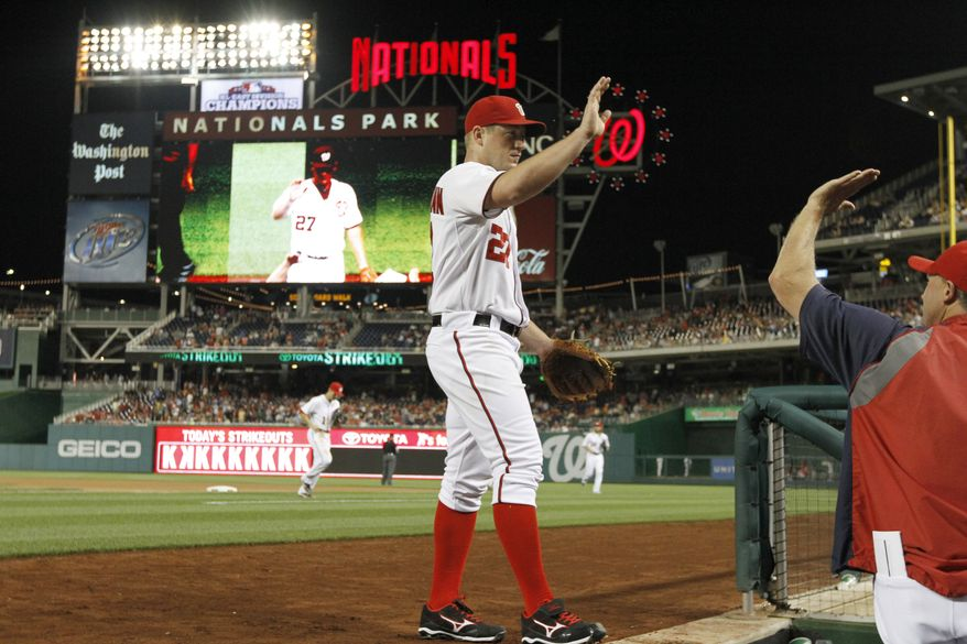 Jordan Zimmermann dominated the Colorado Rockies on Thursday to add to his already strong All-Star candidacy. (Associated press photo)
