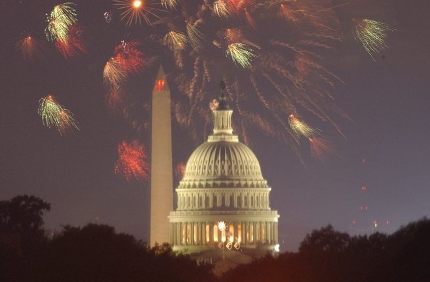 Fourth of July travel to the nation's capital and other cities may be down from 2012 due to concerns about the economy and higher costs. But deal-savvy travelers can still snag lower travel prices for the holiday. (The Washington Times)