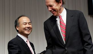 Softbank Corp. President Masayoshi Son and Sprint Nextel Corp. CEO Dan Hesse have reached a deal in which the Japanese mobile carrier will acquire 78 percent of U.S.-based Sprint for $21.6 billion.