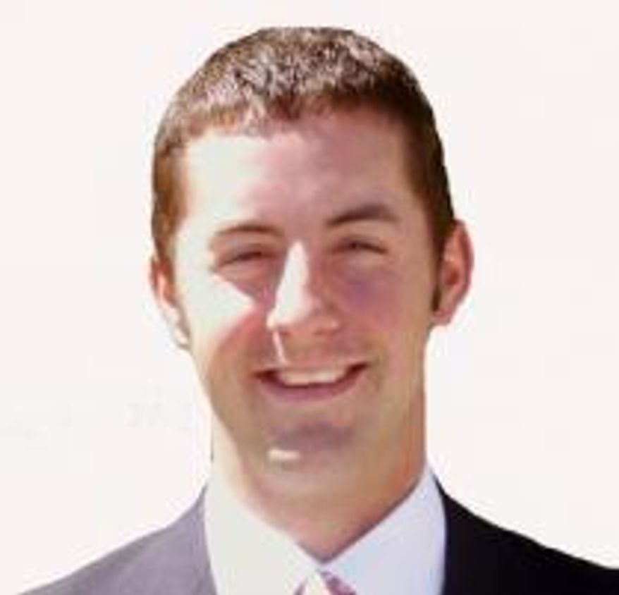 Michael Bembenick, who works at Meridian Hills Country Club in Indianapolis, was named the Assistant Golf Professional of the Year in Indiana in 2012. (PGA of America)