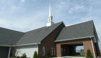 The New Covenant Presbyterian Church in Lewes, Del. (Courtesy of ncpchurch.com)