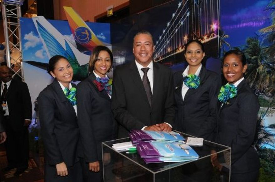 Image: Caribbean airline