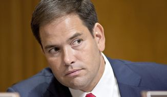 Sen. Marco Rubio is now taking stands on issues that could win back some friends among conservatives who criticized his immigration reform effort. (Associated Press)