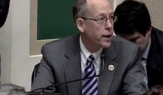 ** FILE ** Rep. Greg Walden, Oregon Republican. (Screenshot from http://walden.house.gov/)