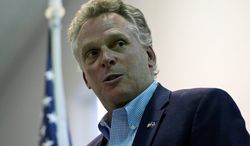 Terry McAuliffe, the Democratic nominee for governor of Virginia, has ties to a company dragged into a federal investigation involving a program that grants visas in exchange for foreign investments. (The Washington Times)